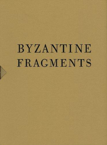 Byzantine Fragments - Fragment-sammlung