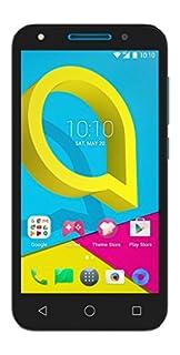 Alcatel U5 4G (4 núcleos, 8MPx, 8Gb, Dual SIM), Azul y Negro (B06XNJLC7Z) | Amazon Products