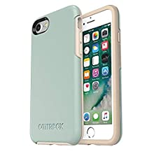 OtterBox Symmetry for Apple iPhone 7/8 & iPhone SE (2020), Sleek Protection. Less is More. - Muted Waters Blue (77-56718)