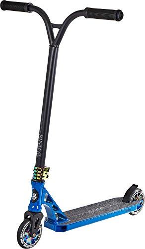 Slamm Scooters Slamm Assault III Scooter, Unisex Erwachsene Einheitsgröße Blau