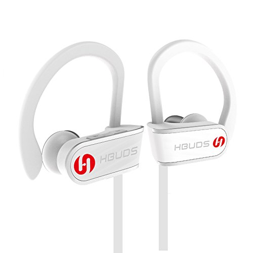 Cuffie Bluetooth Senza Fili 4.1 Auricolari Bluetooth Wireless Sport Hbuds H1 con Microfono Stereo e Impermeabile IPX7 Auricolare per iphone/sony/Android/Huawei/Samsung/Watch