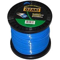 Greenstar 3846 - Bobina di filo in nylon per decespugliatore, quadrato, 3,3 mm x 90 m - Utensili elettrici da giardino - Confronta prezzi