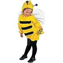 Disfraz de Abeja para Niña Carnaval Cosplay Halloween (2-3 años)