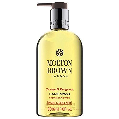 Molton Brown Arancio E Bergamotto Lavaggio A Mano 300ml (Confezione da 2)