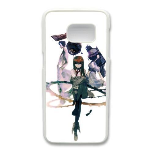 Custom Phone Case Steins Gate Cell Phone Case For Cover Samsung Galaxy S7 White Y7O1UX