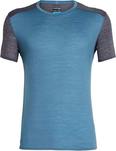 Icebreaker 130 Amplify Crewe Shirt Men - Sport T-Shirt -