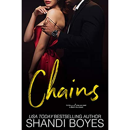 Chains: Book One In The Bound Series (English Edition)