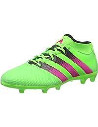 hot sale online e1187 865b0 adidas Herren Ace 16.3 Primemesh FG AG Fußballschuhe, Blau (Shock  WhiteShock Blue S16