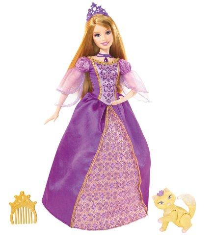 Mattel L5380 - Barbie Prinzessin Luciana aus Prinzessin der Tierinsel
