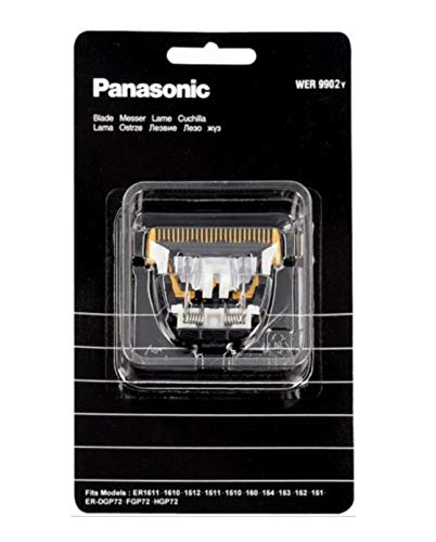Panasonic - 615316 - Lame X-Taper Balade de Rechange pour les Tondeuses Er- 43887f66bfae