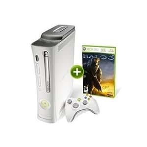 Console Xbox 360 + Jeu Halo 3