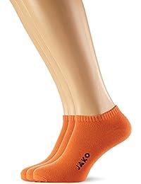 Jako Pack of 3Ankle Socks, Unisex, Füsslinge 3er Pack