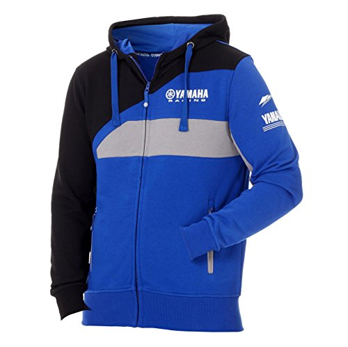 Sweat Yamaha Paddock 2018 Zip (XL)