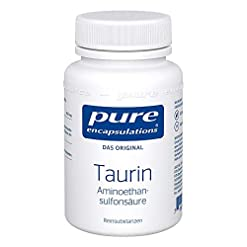 Pure Taurin Kapsel