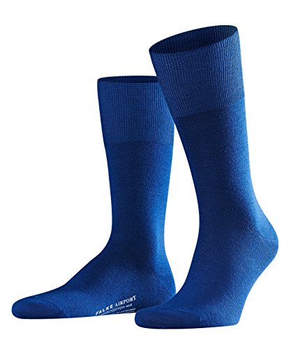 FALKE Herren Airport Socken - 1 Paar - 60% Schurwolle - Größe 39-50 - versch. Farben - Anzugsocken - (Paar Socken Kostüm)