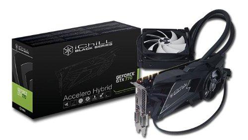 Inno3D NVIDIA GeForce GTX 770 Grafikkarte (PCI-e, 4GB GDDR5 Speicher HDMI, DVI-I, DVI-D, DisplayPort, 1 GPU) (770 Gtx Pci-express)