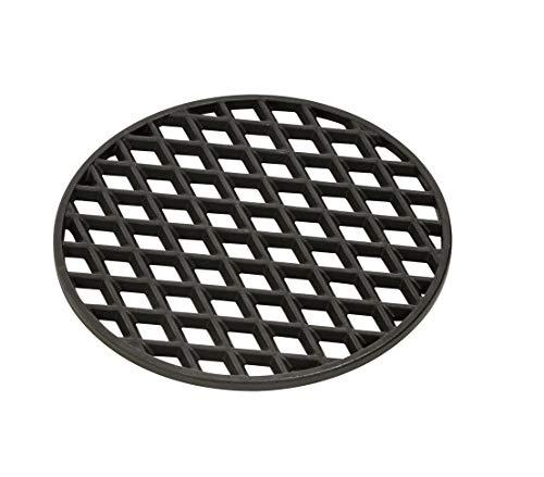 Dehner - barbecue a sfera, Ø 30,5 cm, in ghisa, nero
