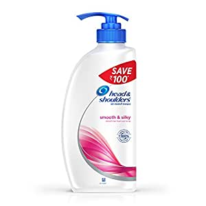 Head & Shoulders Anti-Dandruff Shampoo, Smooth and Silky, 675ml