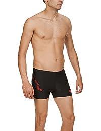 Arena Byor - Traje de natación para hombre, tamaño 5, color negro