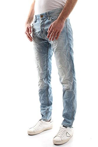 JACK&JONES 12120849 L.32 ERIK BLUE DENIM JEANS Harren Blue Denim