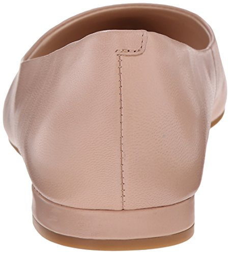 Nine West Onlee Leather Ballet Flat Light Pink