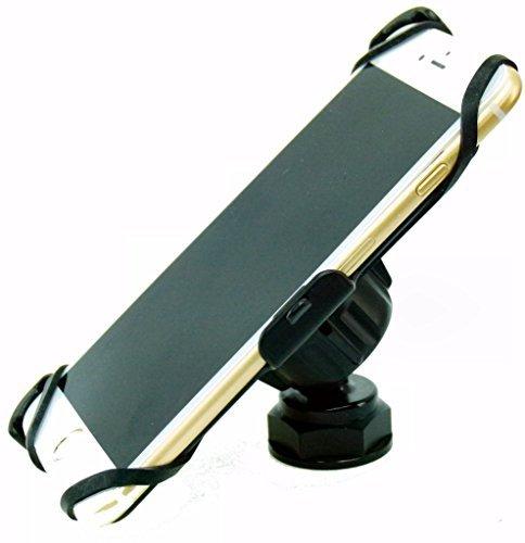 Preisvergleich Produktbild buybits Motorrad jochmutter Kappe Montagesatz für iPhone 7 Plus (5.5 Zoll Bildschirm) passend für Yamaha FJR 1300