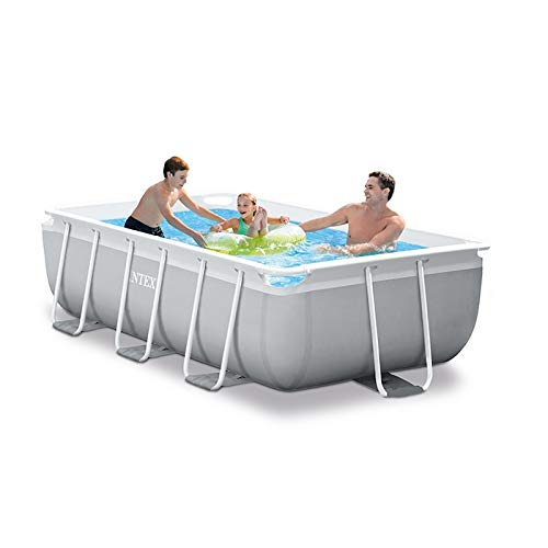 INTEX Kit piscine Prism Frame rectangulaire 3.00 x 1.75 x 0.80 m