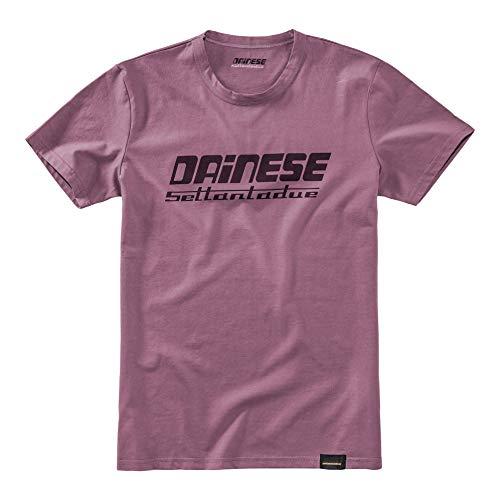 DAINESE-T-Shirt-Viola-Taglia-XXL