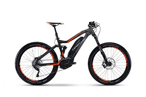 Haibike SDURO AllMtn 8.0 eConnect 500Wh 27.5R Elektro Fahrrad/All Mountain eBike 2017