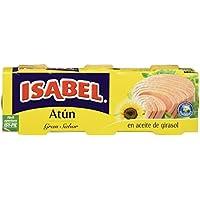 Isabel Atún en Aceite Girasol - 240 g
