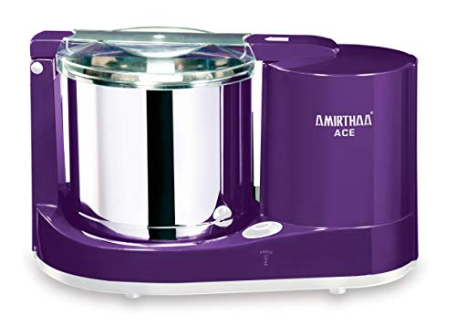 9. Amirthaa ACE-230V Table Top Wet Grinder