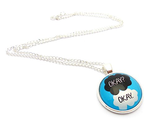 Collar Nubes Okay - Bajo La Misma Estrella - The Fault in our Stars