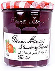 Bonne Maman Strawberry Jam, 370 g