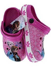 Disney Frozen Eiskönigin Clogs Hausschuhe Schuhe