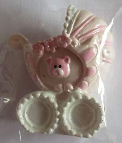 Kinderwagen - rosa * Baby Geburt Taufe * Tortendekoration
