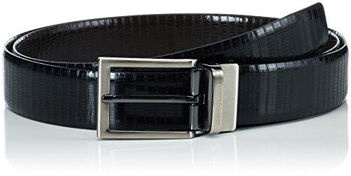 karl-lagerfeld-belt-box-nos-ceinture-homme-mehrfarbig-schwarz-braun-994-120-cm