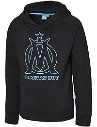 Sweat shirt OM - Collection officielle OLYMPIQUE DE MARSEILLE - Taille enfant garçon