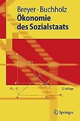 Ökonomie des Sozialstaats (Springer-Lehrbuch)