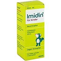 Preisvergleich für Imidin für Kinder Nasentropfen, 10 ml