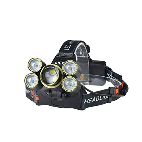 zhenxin Stirnlampen Led USB 20000 Lumens 7 Led Headlamp 3 * Xml T6 + 4q5 Head Lamp Powerful Led Headlamp Zoom Head Lamp Fishing Hunting
