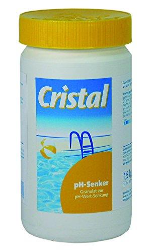 Cristal 1194381 pH-Senker 1,5 kg