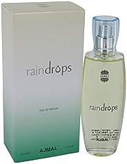 Ajmal Perfumes Raindrops for Women, 50 ml
