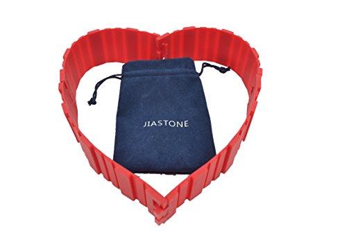 jiastone-4pcs-cake-baking-mould-cake-pan-flexible-silicone-cake-making-mold-bake-snake-diy-cake-dess