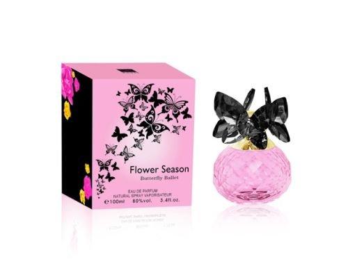 Jean Pierre Sand Eau de Parfum Flower Season Butterfly Ballet 100 ml
