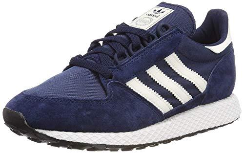 adidas Herren Forest Grove Fitnessschuhe, Blau (Collegiate Navy/Cloud White/Core Black), 41 1/3 EU (7.5 UK)