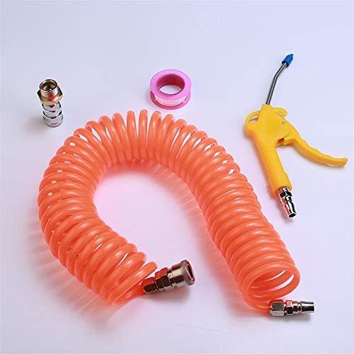 Spritzwerkzeug Air Blower Duster Schlag Staub Spritzpistole Pneumatic Tool Red Kunststoffgriff mit schräger Bent Düse, Gut- und Qualitäts -
