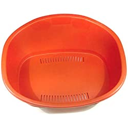 Cuna Plástico Cosby 99 cm Roja