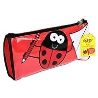 Bugzz Ladybug Pencil Case - Red