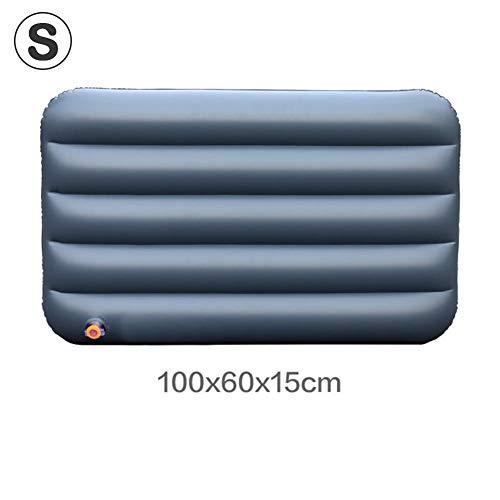 iBàste Auto aufblasbare Matratze tragbare Luftmatratze Faltbare Stammkissen