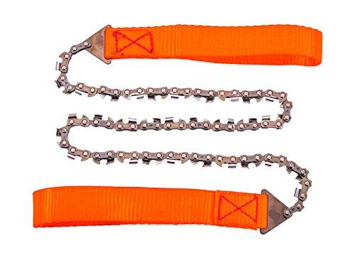 Herbertz Handkettensäge orange Sägen